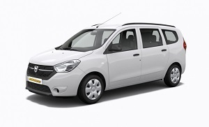Powerflexbussningar Dacia Lodgy (2012-)