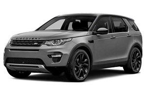 Powerflexbussningar Land Rover Discovery Sport (2014-2019)