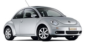 Powerflexbussningar VW Beetle & Cabrio 2WD (1998-2011)