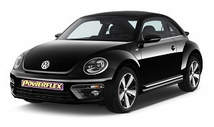 Powerflexbussningar VW Beetle A5 Multi-link (2011-)