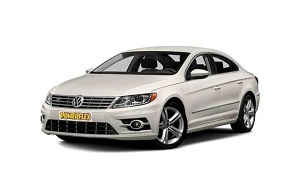 Powerflexbussningar VW CC (2012-2017)