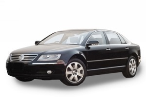 Powerflexbussningar VW Phaeton (2002-2009)