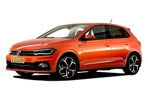 Powerflexbussningar VW Polo MK6 (2018-) chassikod AW