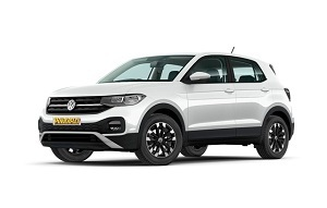 Powerflexbussningar VW T-Cross (2018-)