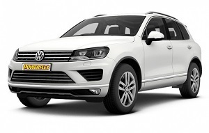 Powerflexbussningar VW Touareg (2011-2017)