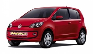 Powerflexbussningar VW Up! (2011-)