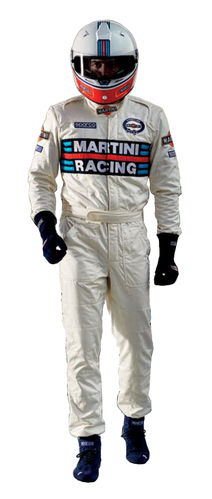 Sparco overall Martini Racing
