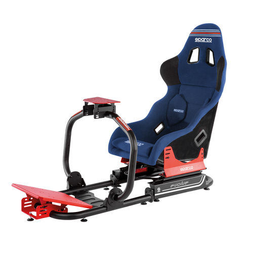 Racing simulator Evolve P Martini Racing